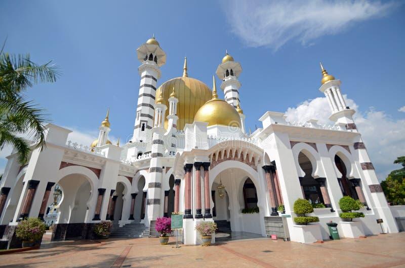 Mezquita de Ubudiah foto de archivo libre de regalías