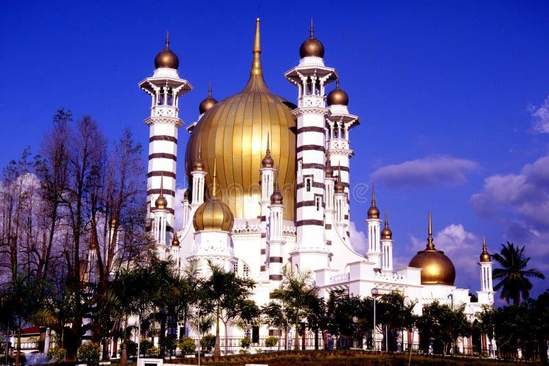 Mezquita de Ubudiah imagenes de archivo