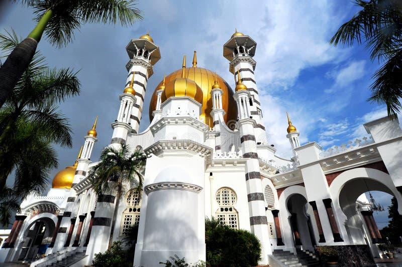 Mezquita de Ubudiah imagen de archivo libre de regalías