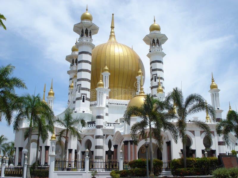 Mezquita de Ubudiah, Kuala Kangsar imágenes de archivo libres de regalías