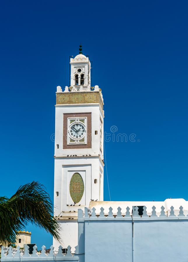 Mezquita del al-Djedid de Djamaa en Argel, Argelia fotos de archivo libres de regalías