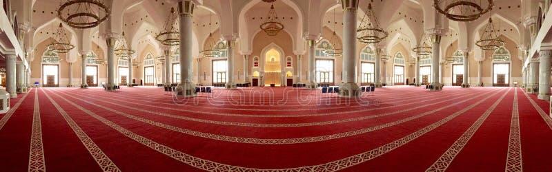 Mezquita del estado fotografía de archivo libre de regalías