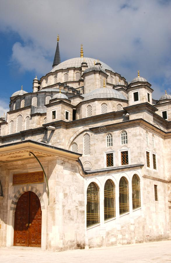 Mezquita en Estambul imagenes de archivo