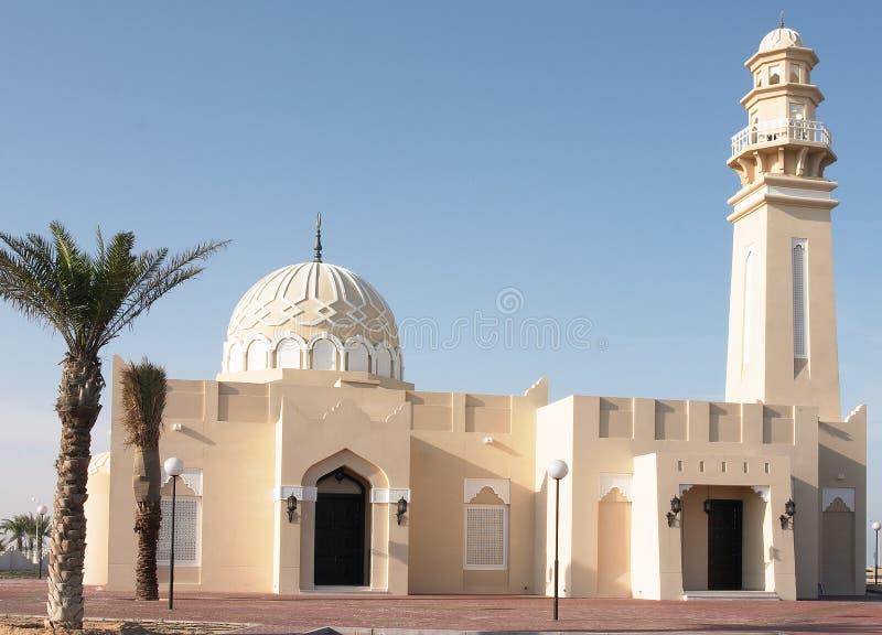 Mezquita En Qatar Fotografía de archivo