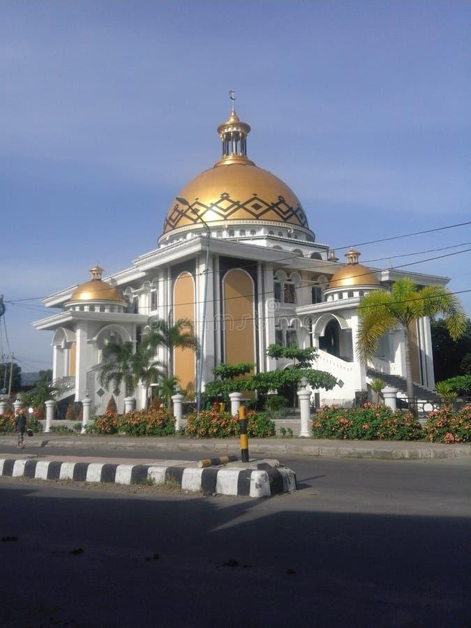 Mezquita hermosa fotografía de archivo