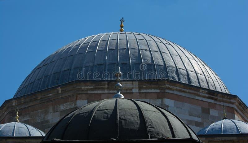 Mezquita plomada imagen de archivo libre de regalías