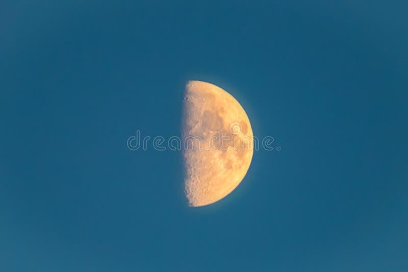 Mezza luna fotografie stock libere da diritti