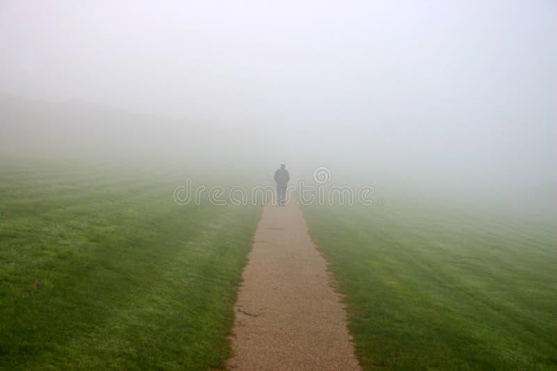 mgła się zdjęcie royalty free