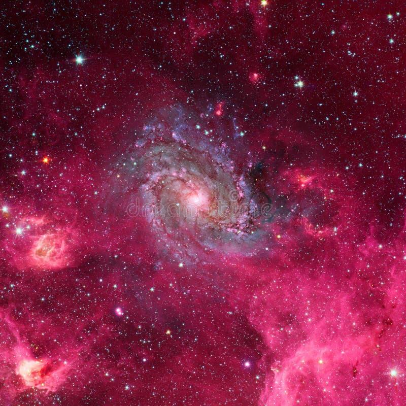 Mgławica międzygwiazdowa chmura gwiazda pył obrazy royalty free