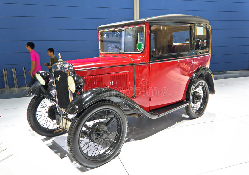 Mg-Automobil Redaktionelles Stockbild