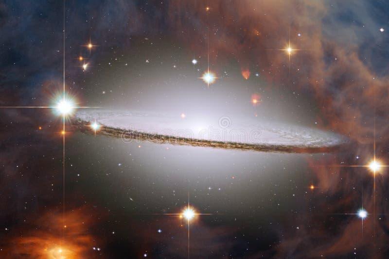 Mg?awica mi?dzygwiazdowa chmura gwiazdowego py?u kosmosu wizerunek zdjęcie royalty free