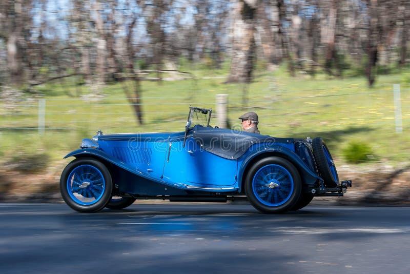 1934 MG ND terenówka zdjęcia royalty free