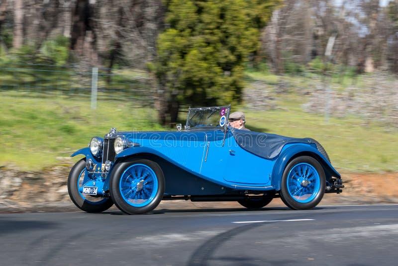 1934 MG ND terenówka zdjęcie stock
