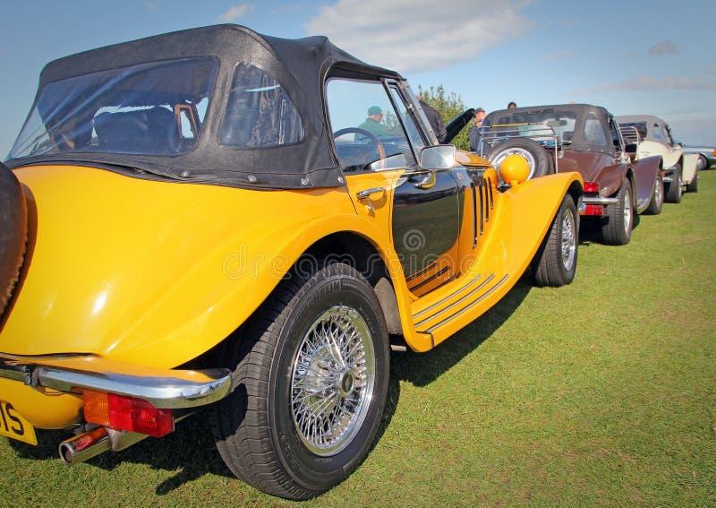 Mg pantery zestawu samochody zdjęcie royalty free