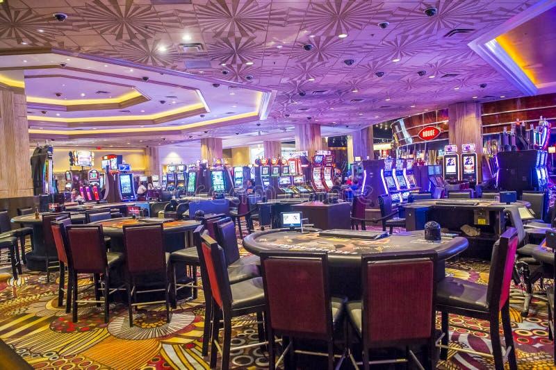 MGM de Las Vegas imagem de stock