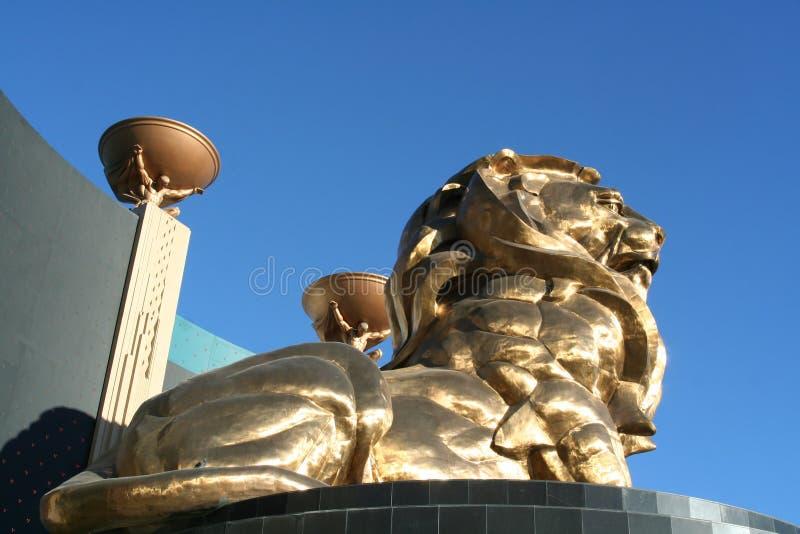 MGM - Las Vegas stock afbeelding