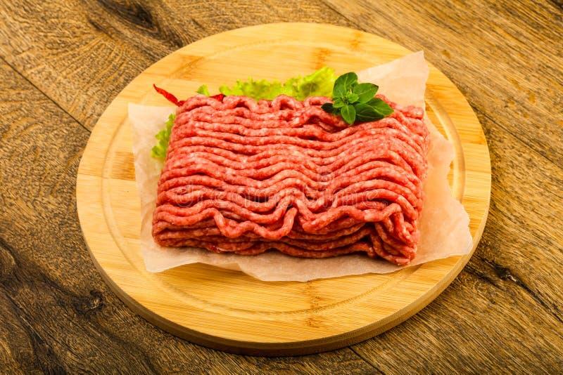 mięso wołowiny mięso zdjęcie stock
