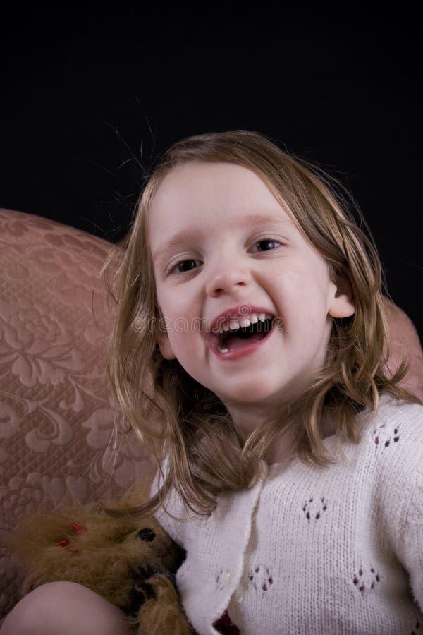 Miúdo feliz fotografia de stock