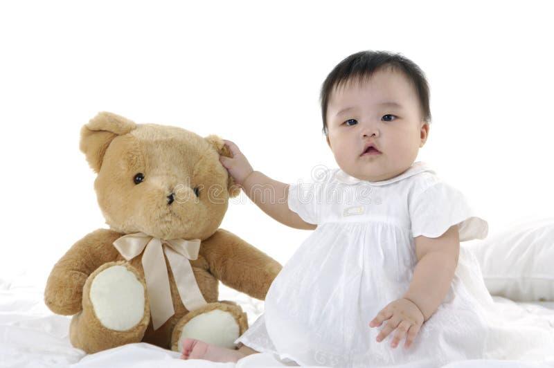 Miúdos asiáticos fotos de stock royalty free