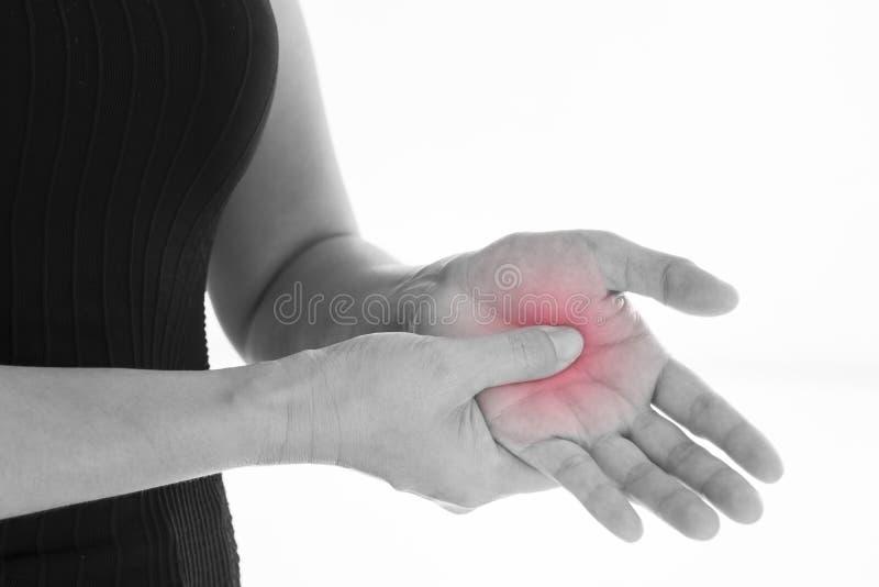 Mięśnia ból zdjęcia stock