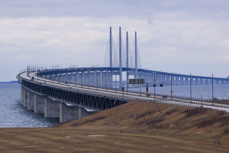 Między Dani i Szwecja obraz royalty free