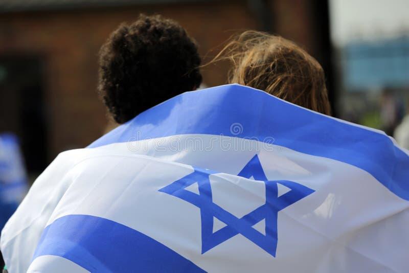 Międzynarodowy holokausta wspominania dzień obraz stock