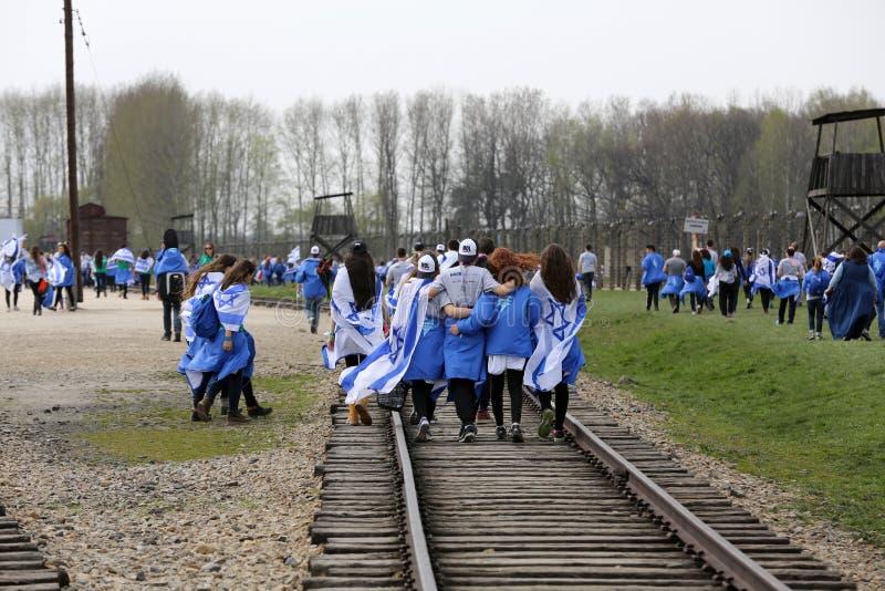 Międzynarodowy holokausta wspominania dzień fotografia royalty free