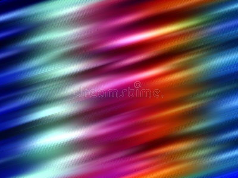 Miękki żywy kolorowy tęczy tło, grafika, abstrakcjonistyczny tło i tekstura, ilustracji