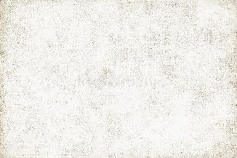 Miękki beżowy grunge tło Tekstura dla projekta zdjęcia stock