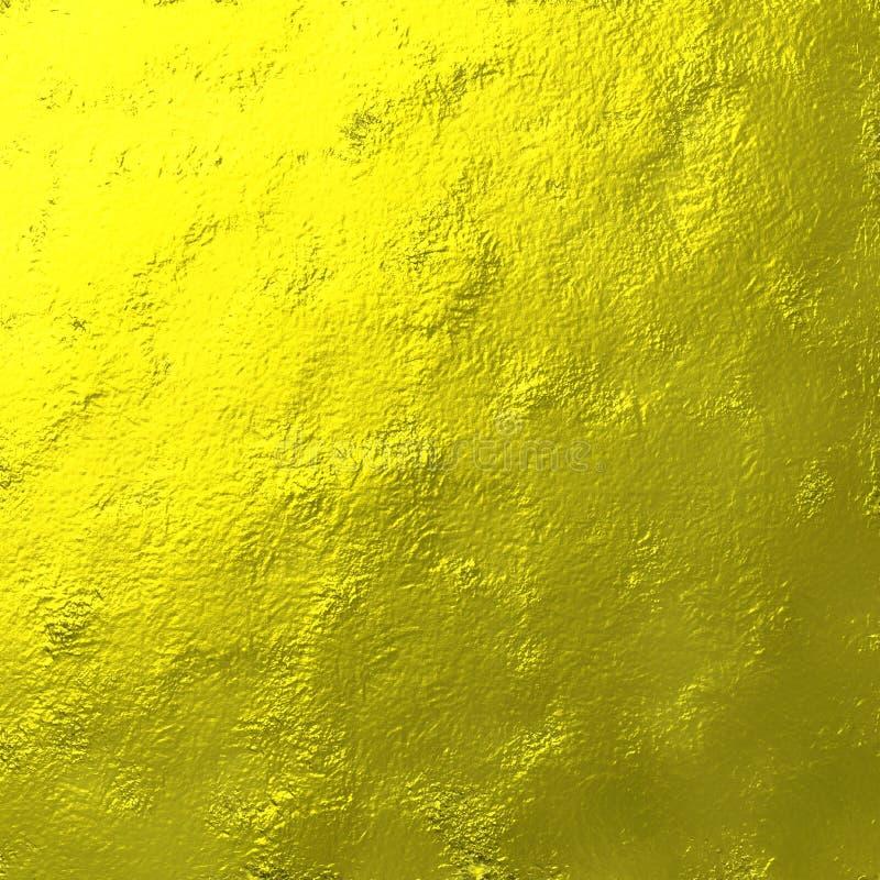 Miękki Złocisty tekstury tło fotografia stock