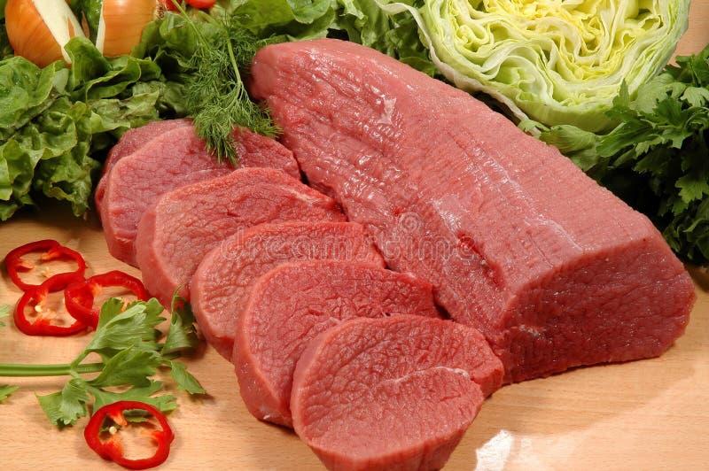 mięso obrazy stock