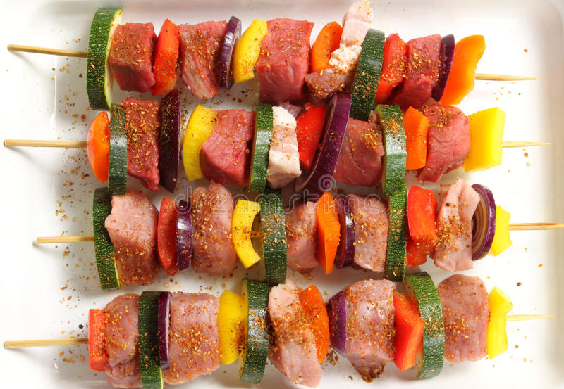 mięso korzenny zdjęcie royalty free