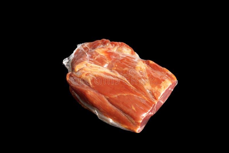 mięso pakująca próżnia fotografia stock