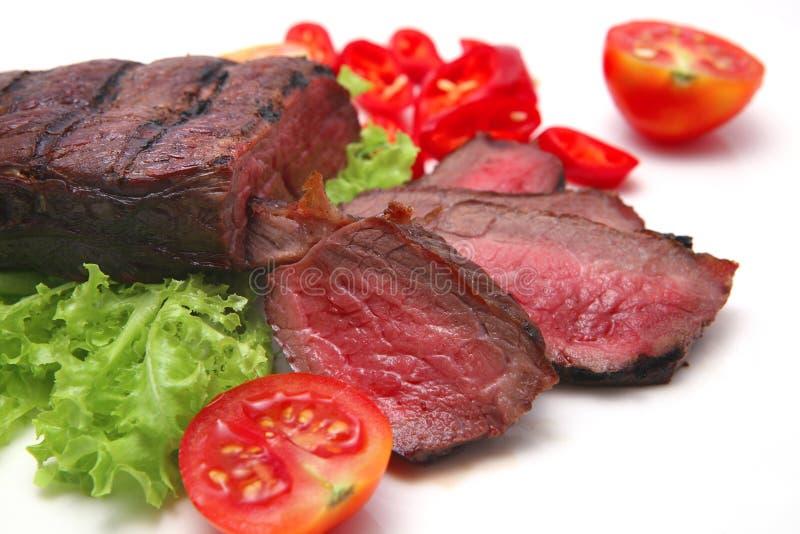 mięso pieczeń zdjęcia stock