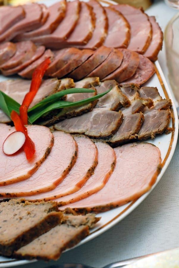 mięso tradycyjny zdjęcie stock