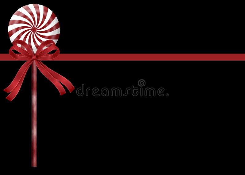 Miętowego cukierku kija tło zdjęcie royalty free