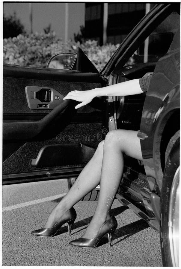 miłego nogi zdjęcie royalty free
