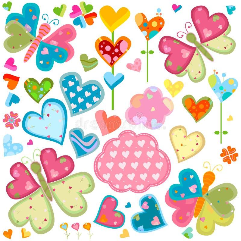 miłość royalty ilustracja