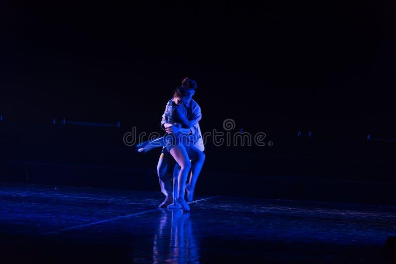 Miłość kompan 2--Tana dramata osioł dostaje wodnym zdjęcia stock