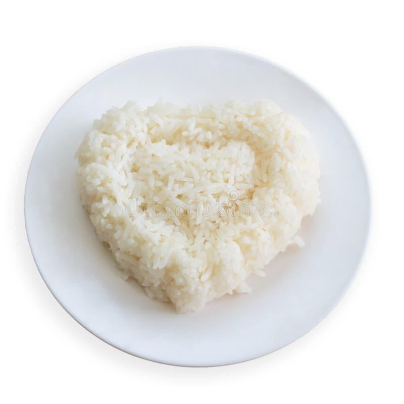 Miłość Rice fotografia stock