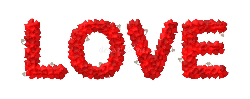 Download Miłość Tekst Robić Kierowy Kształt Ilustracji - Ilustracja złożonej z piękny, wyznaczający: 28953685