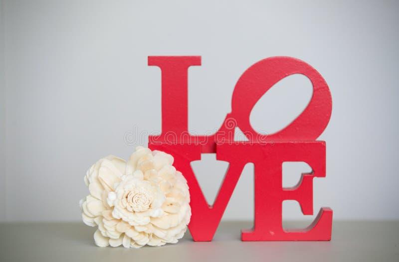 Miłość znak. zdjęcie stock