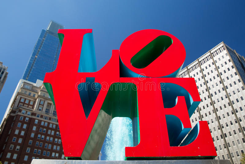 Miłości fontanna obrazy royalty free
