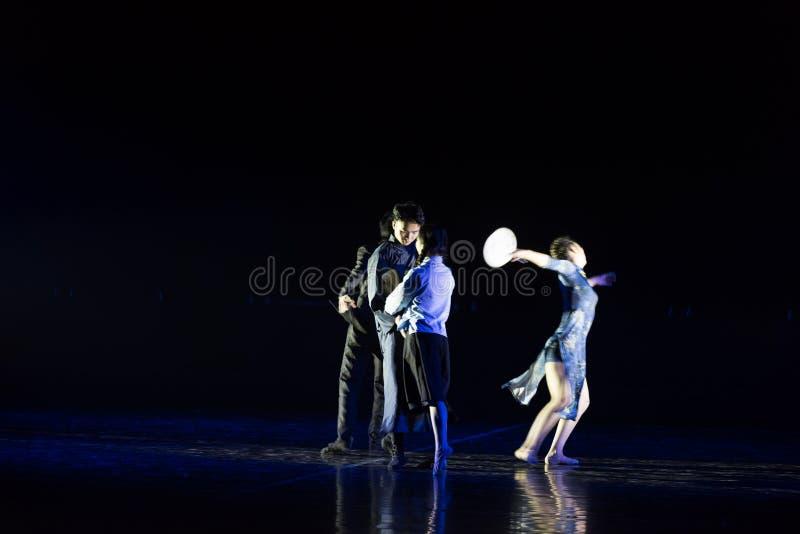 Miłości interwencja 1--Tana dramata osioł dostaje wodnym zdjęcie stock