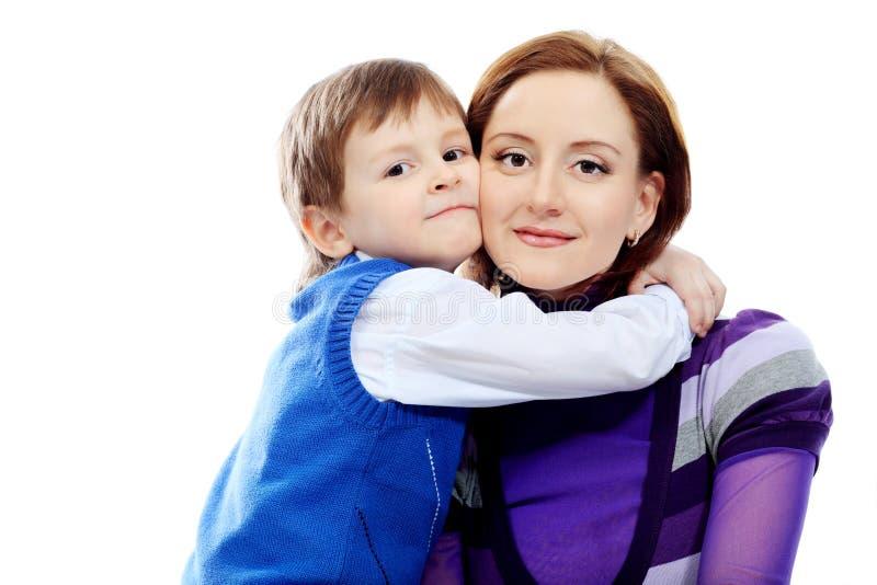 Download Miłości mama obraz stock. Obraz złożonej z dziecko, szczęście - 13328879