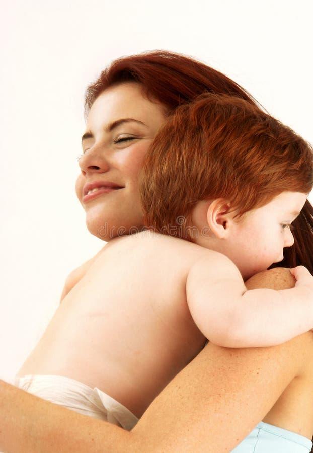 miłości matka zdjęcie stock