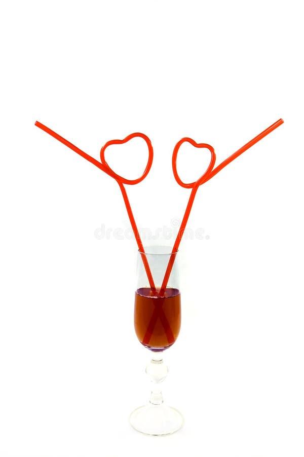 Miłości romantyczny pojęcie obraz stock