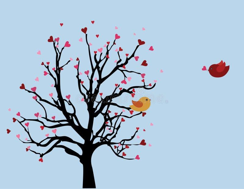 miłości wiosna fotografia stock