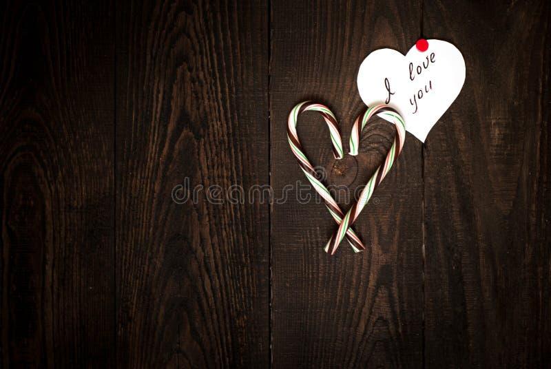 Miłości wyznanie zdjęcia stock