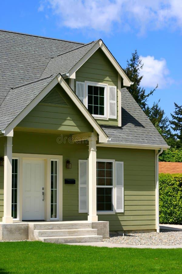 miły dom fotografia royalty free